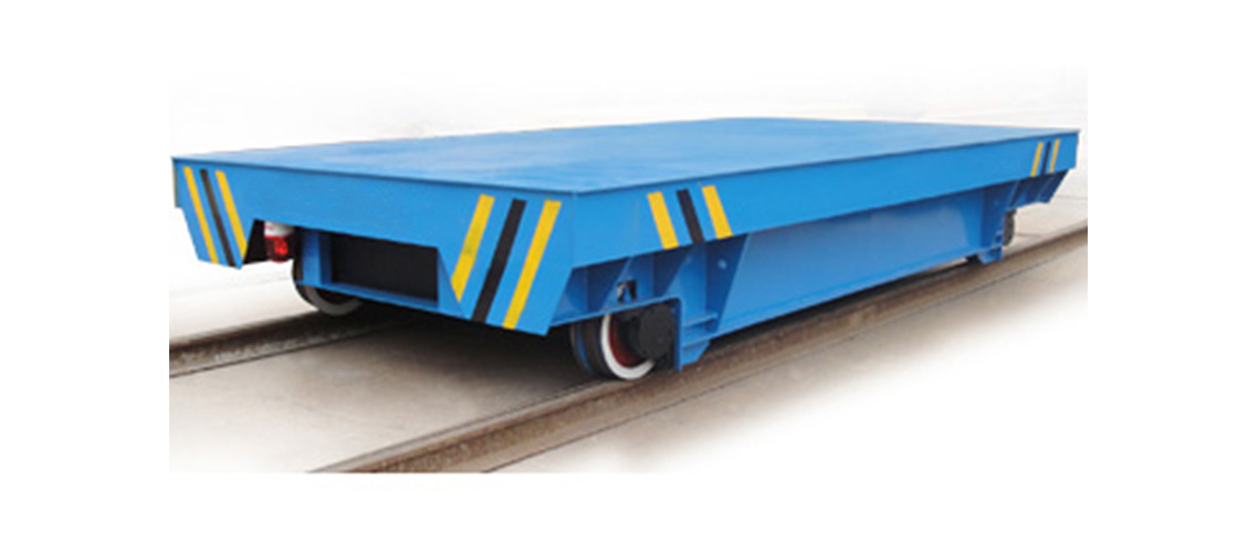 Copper mill industry bay to bay apply track handling cart-1138-500