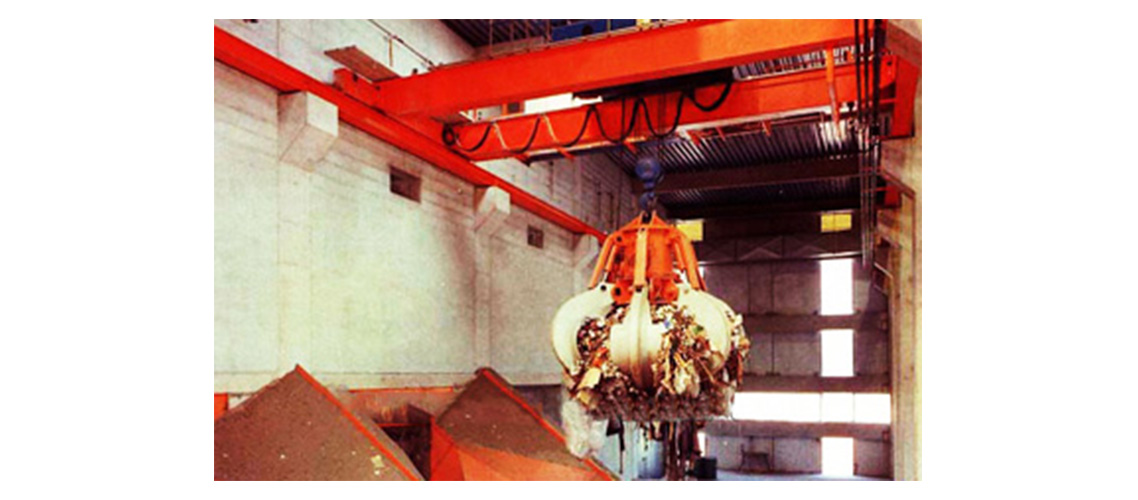 Double beam overhead traveling crane-1138-500