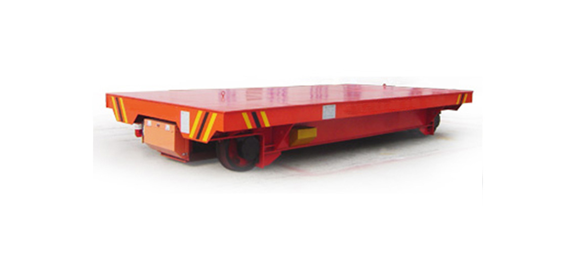 Foundry plant use railroad electric transfer cart-1138-500