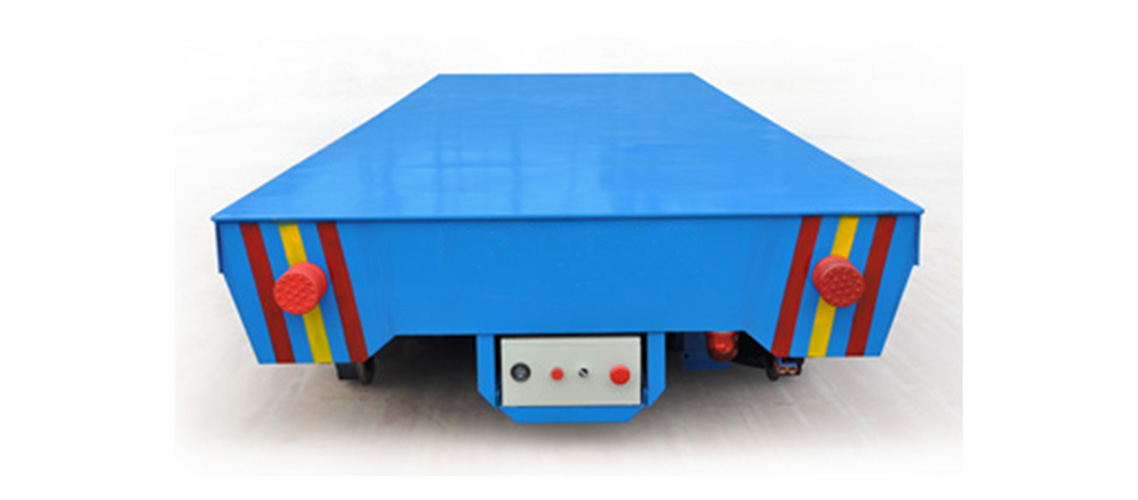 Motorized factory material transfer solution car-1138-500